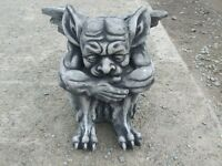 new sone gargoyle nice finish and great detail call me for details