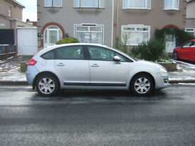 image for 2010 CITREON C4 1.4 HDI 5 DR, DIESEL, MANUAL, SILVER,ONLY £30 ROAD TAX FOR THE YEAR OR £2.76 A MOUTH