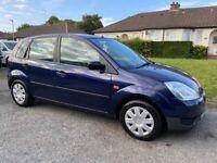 Ford, FIESTA, Hatchback, 2003, Manual, 1242 (cc), 5 doors