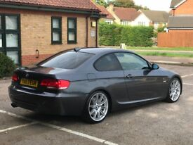 2007 Bmw 325d M sport Highline