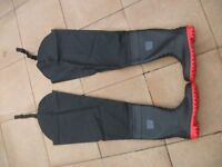SAFETY WAIST WADERS NEW SIZE 7