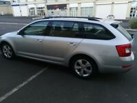 Skoda, OCTAVIA, Estate, 2016, Manual, 1598 (cc), 5 doors