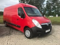 2015 VAUXHALL MOVANO L3 H2 2.3 CD FULL SERVICE HISTORY FROM NEW !