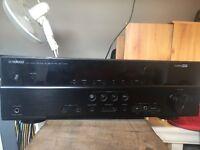 Yamaha av receiver RX-V373 4 hdmi ports