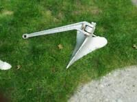 Boat/yacht anchor ---9 kilos