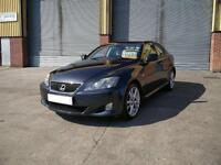 2008 Lexus Is220D Sport Fully Loaded Heated and Cooled seats! Free 6 months warranty