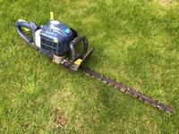 Challenge extreme petrol hedge trimmer spares or repair runs just