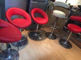 5 bar stools breakfast stools