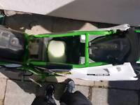 Kx125 96 evo