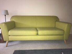 Practically New Sofa 3 weeks old