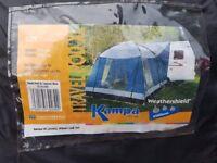 Motorhome campervan KAMPA travel pod XL drive away awning