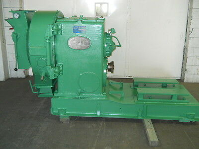 "CPM 6000 PELLET MILL  20"" ID. 6.25"" WIDE 150 HP 1185 RPM w/ FEEDER CONDITIONER"