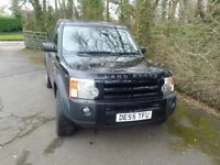 LAND ROVER DISCOVERY 3 2.7 TD V6 S 5dr