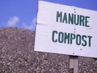 Manure / Horse / Cow / Mushroom Compost