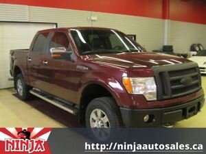 2010 Ford F-150 Lariat Loaded Crew Highway Runner