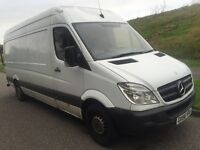 Mercedes sprinter cdi 311 LWB,euro 4 , 2006 , 2 owners,s/h