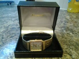 MEN'S 1980'S ACCURIST WATCH ****UNUSED AS NEW CONDITION*****