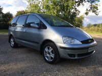 2003 Ford Galaxy 1.9 TDI Ghia Auto, 116000 miles, Great 7 Seater, Diesel Auto