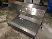 Electric Lincat Bench Top Heated Gantry QUICK SALE CHEAP!