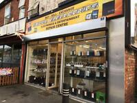 Mobile Phone Shop for sale in Northenden