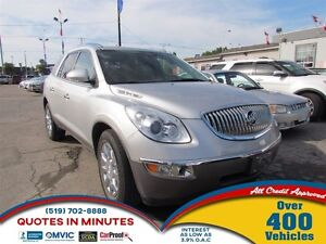 2011 Buick Enclave CXL * LEATHER * 7PASS * HEATED POWER SEATS