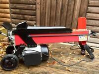 H.I.R.E my 7 tonne Hydraulic Log Splitter