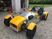 MK Indy Kit Car with 2.0 Duratec