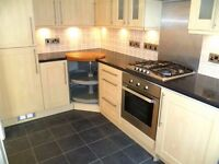 Recently refurbished 2 bedroom flat with dishwasher, allocated garage and parking space.