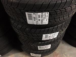 265/75/16 Motomaster Total Terrain *Allterrain Tires*