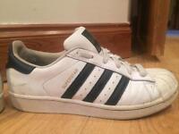 Adidas superstars size 5 1/2