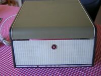 Vintage Bush SRP31D Record Player.....great condition.....fully serviced