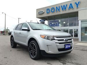2014 Ford Edge SEL AWD, 1 OWNER, LOW KM'S