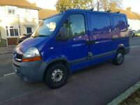RENAULT MASTER SWB DCI CHEAP QUICK SALE WANTED WILL SWAP PX FOR CADDY BMW ESTATE TOURING 330 AUTO