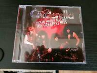 CINDERELLA..ROCKED/WIRED & BLUESED..GREATEST HITS CD.NEW
