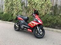 Aprilia SR50R 50cc scooter moped