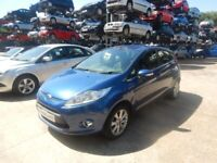 FORD FIESTA MK 8/9 BLUE BREAKING SPARES PARTS USED GENUINE ASK
