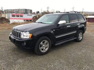 "2007 Jeep Grand Cherokee Overland AWD ""DIESEL"" BLACK FRIDAY SALE"