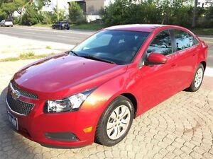 2012 Chevrolet Cruze LT Turbo|One Owner|Accident Free|Very Low K