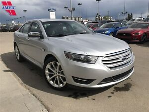 2016 Ford Taurus Limited AWD Leather, moonroof, 26,700km
