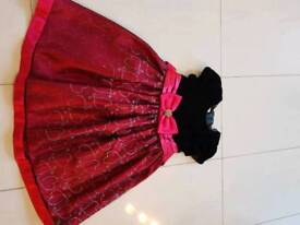 Girls lliesel dress age 5