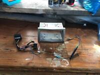 Astra Mk5 double din radio surround and adaptor