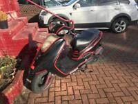 Yamaha vity 125cc moped ped not pcx gilera r125 cbr
