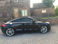 Audi TT for sale good condition for age with low mileage