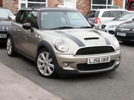 MINI HATCH COOPER 1.6 COOPER S 3d 172 BHP LOW MILEAGE (silver) 2006