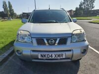 Nissan x trail ( 1 owner ) 83k fully loaded px welcome