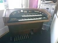 Electric keyboard /organ