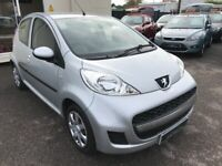 2012/61 PEUGEOT 107 1.0 URBAN 5DR SILVER ONLY £20 ROAD TAX,CHEAP INSURANCE IDEAL FIRST CAR