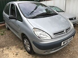 Citroen xsara Picasso diesel Hdi manual breaking for parts / spares