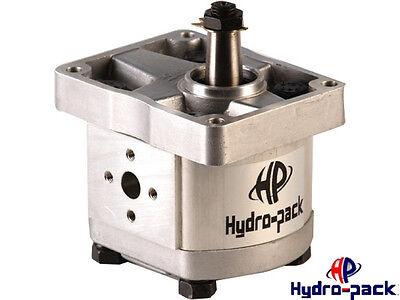 Hydraulikpumpe Zahnradpumpe Fiat OEM 5179714 19 ccm Aluminiumgehäuse A42X