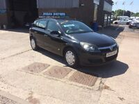 2005 55 VAUXHALL ASTRA 1.6 16V AUTOMATIC,ONLY 72000 MILES WARRANTED,EXCELLENT CONDITION THROUGHOUT